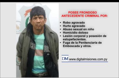 Misiones; capturan al tercer sospechoso del hurto millonario en San Ignacio