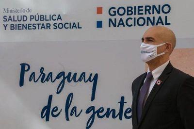 Covid-19: Asunción y Central siguen en fase 3, anuncia Mazzoleni