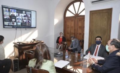 HOY / Presentan plan de desarrollo 2030 orientado a responder necesidades en el escenario covid-19