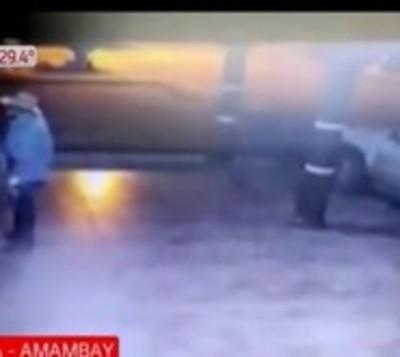 Pedro Juan; Ataca a balazos la casa de su hermano