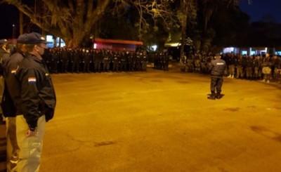Denuncian extorsión policial a trabajadores en los controles nocturnos