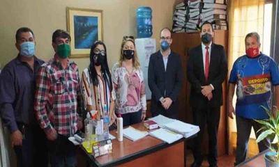 Municipio y comerciantes ovetenses realizaron audiencia conciliatoria – Prensa 5