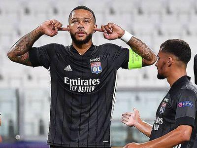 Lyon sobrevive a Cristiano, elimina al Juventus y se mete en cuartos