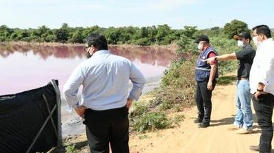 HOY / MADES intervino curtiembre acusada de contaminar laguna en Limpio y constata varias irregularidades