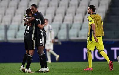 Lyon sobrevive a CR7 y prolonga la pesadilla del Juventus