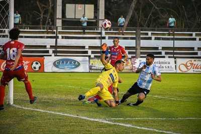 Ni goles, ni vencidos entre Guaireña y Nacional