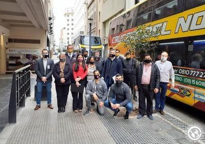 Más paraguayos retornan de la Argentina • Luque Noticias