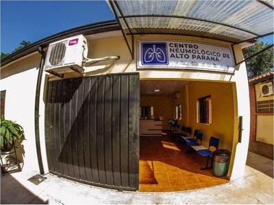 Grupo Sarabia inaugura Centro Neumológico junto al Ministerio de Salud, como parte de la contribución de 400.000 U$S