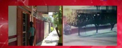 La esquina de los asaltos en Trinidad