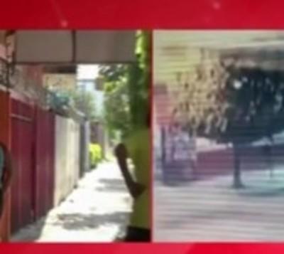 Delincuentes en Trinidad no paran