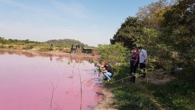Sumario administrativo contra empresa por contaminación de Laguna Cerro