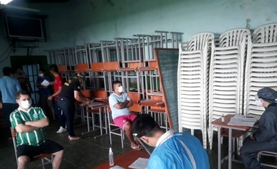 HOY / COVID-19 en Tacumbú: se registran los primeros 40 recuperados