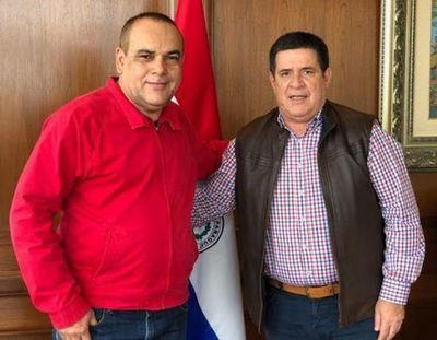 Diputado Bachi Nuñez a Consejo de Seccionales; No están establecidos en nuestro estatuto