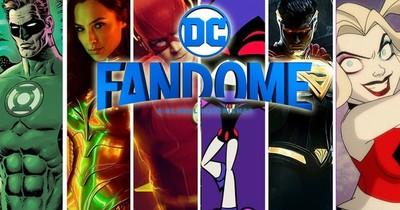 DC Fandome: el evento online gratuito para fans de DC Comics