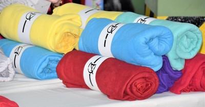 Yacyretá entregó 2.000 abrigos y frazadas para niños vulnerables de Itapúa