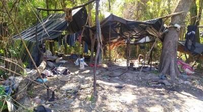 Destruyen más de 15 toneladas de marihuana en Carayaó