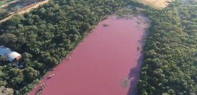 Laguna Cerro: Contaminación se dio en 3 meses, dice comuna y Fiscalía indaga otros posibles contaminantes