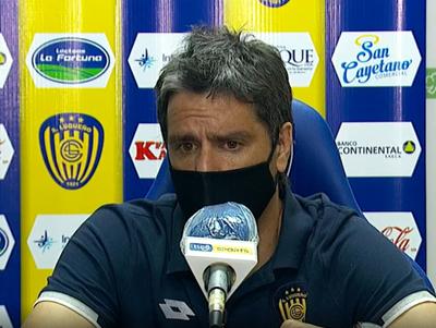 Rodrigo López valora algunos aspectos del equipo