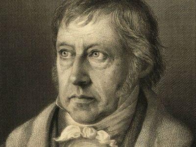 Hegel, maestro filosófico de dialéctica