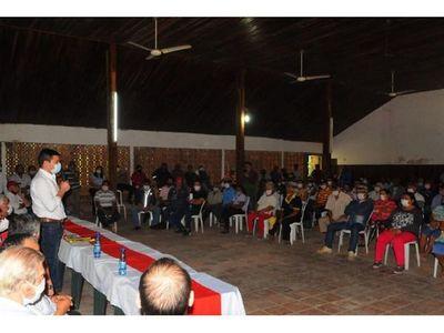 Casadeños piden al Indert solución al conflicto de tierras