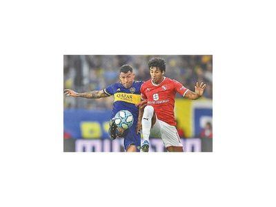 Boca y el Austin FC pujan por Domínguez