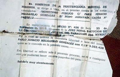"""Esclarecen asesinato de un sereno en Lambaré """"gracias a una Biblia"""""""