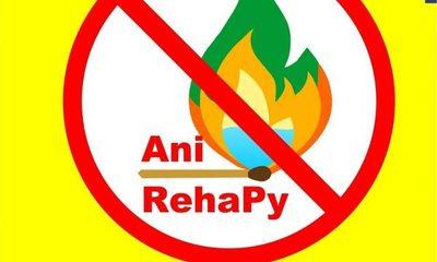 """MADES lanza Campaña """"#AniRehaPy"""" de sensibilización y prevención de incendios"""