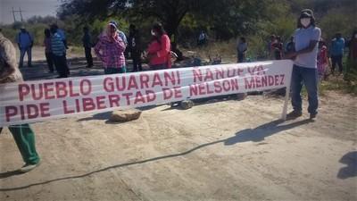 VIDEO: Defensora de derechos étnicos indignada ante cierre de la ruta Transchaco