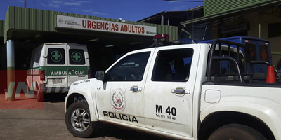NIÑA HERIDA DE BALA TRAS MANIPULAR UN RIFLE EN CASERO