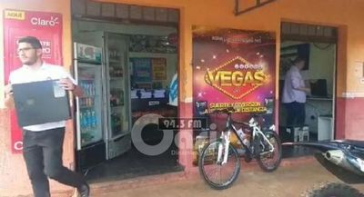 Locales de apuestas deportivas clandestinas siguen operando en Pedro Juan