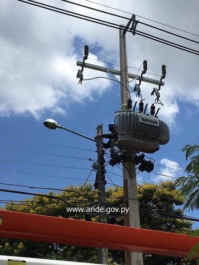 ANDE busca asegurar distribución eléctrica en el verano