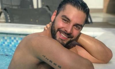 """Bruno Sosa: """"¿Quién dice que los hombres no se depilan?"""""""
