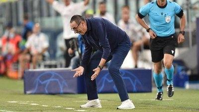 Maurizio Sarri es cesado como entrenador de la Juventus