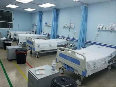 Hospital Integrado de CDE suma 38 camas de UTI y 70 de internación