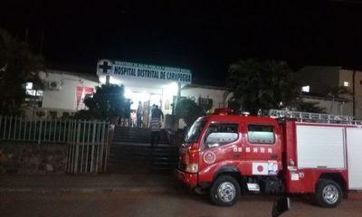 Motociclista falleció al ser embestido por un automóvil en Carapeguá