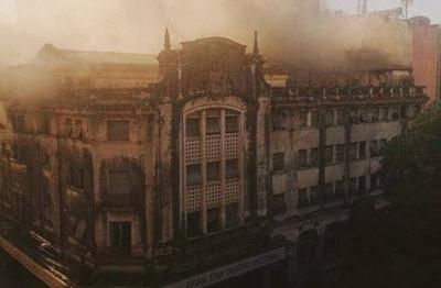 HOY / Cultura, Obras Públicas y la Municipalidad de Asunción buscan recuperar exCine Teatro Víctoria