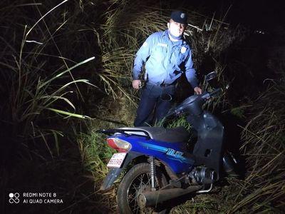 Disparan a víctima de asalto para llevar su motocicleta