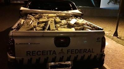 Con el cierre de frontera aumentó el tráfico de drogas en la frontera