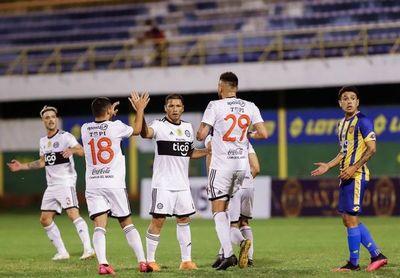 Olimpia juega contra General Díaz: el retest dio negativo en el plantel