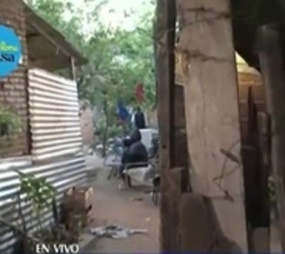 Allanamientos en Lambaré terminan con 10 detenidos