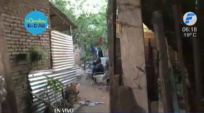 Caen 10 personas con antecedentes en Pantanal, Lambaré