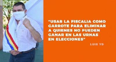Audio de Luis Yd: Que los concejales no quieran entrar por la ventana a la Municipalidad de Encarnación