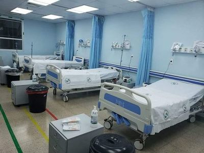 CDE: aumentan camas para pacientes de covid-19
