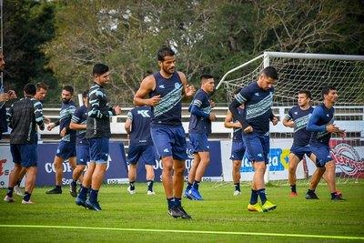 Candia calificó de 'vergüenza' lo que está pasando en el fútbol paraguayo