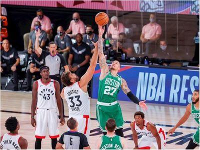Celtics arrollan a los campeones