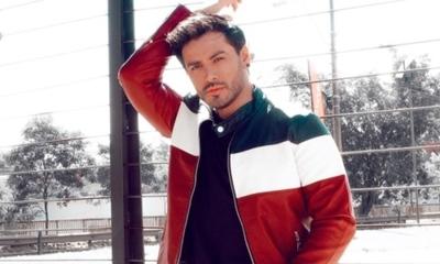 """Diego Achar celebra su cumple en """"modo covid"""