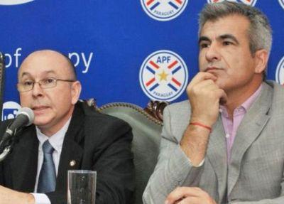 """""""Elizondo se había percatado de una circunstancia indebida con un árbitro y tomó medidas"""", dijo delegado de Olimpia"""