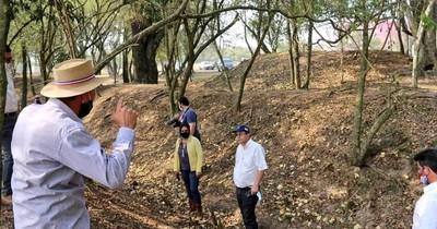 Senatur apoya el proyecto de rescate de sitios históricos de la Guerra contra la Triple Alianza