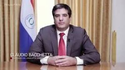 AUDIO: El más afectado por la pandemia es el abogado pasillero, afirma Bacchetta