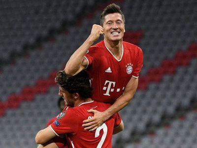 El Bayern no deja dudas y avanza a cuartos